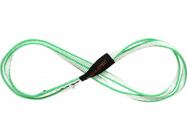 Skylotec Dyneema Sling 8.0 16mm 60cm white/green